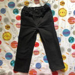 The Children's Place Black Skinny Jeans in Size 3T